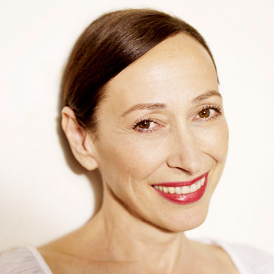 Rose-Marie Swift, founder of RMS Beauty organic cosmetics