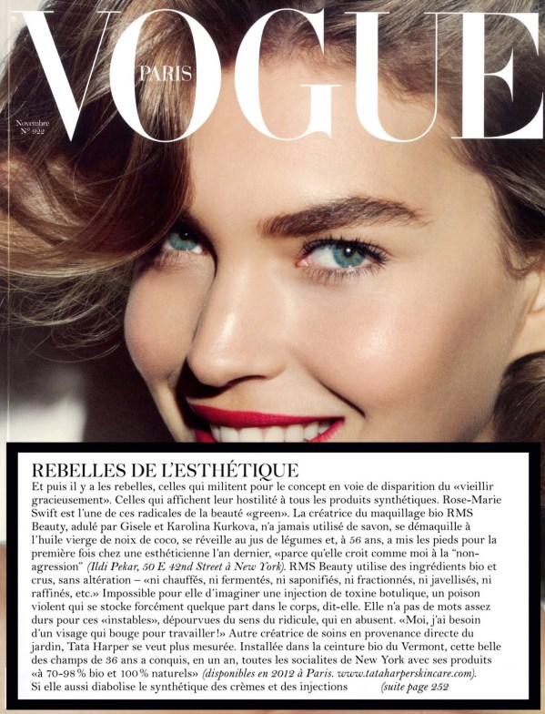 French Vogue: Rebelles de L'Esthetique