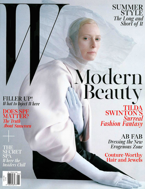 Tilda+Swinton+W+Magazine+May+2013+1