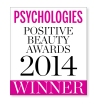 positive beauty awards winner-logo 2014