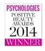 positive beauty awards winner-logo 2014